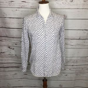 Cloth & Stone button front shirt